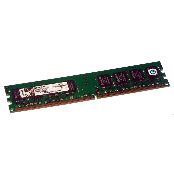 Memoria Kingston DDR2 1Gb 533Mhz PC2-4200