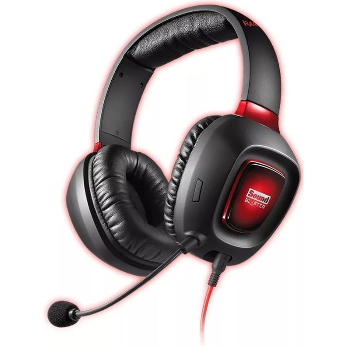 Auriculares Sound Blaster tactic 3d rage usb