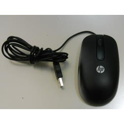 Mouse Óptico USB HP