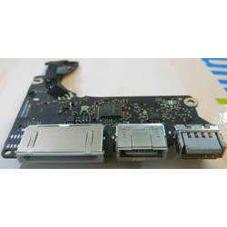 Placa HDMI / USB Macbook A1425 Retina
