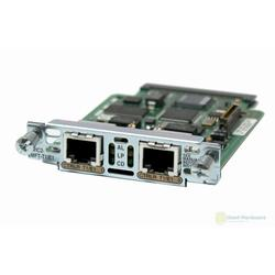 Placa Cisco VWIC2 2MFT-T1/E1
