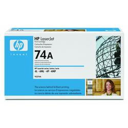 Toner HP 92274A 74A compatible con 92274a 92274 74 74a Hp 4l 4ml 4p 4mp
