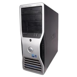 Workstation Dell T3500 Quad Xeon W3530 2.8ghz 4GB RAM 250GB HDD